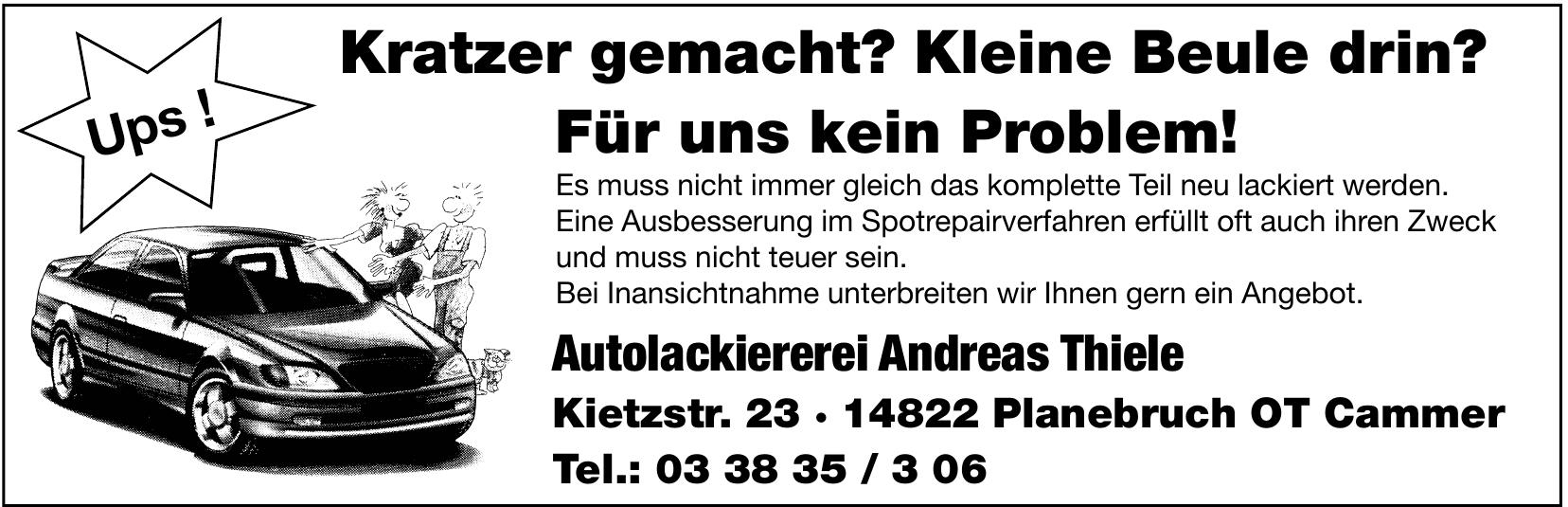 Autolackiererei Andreas Thiele