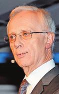 Geschäftsführer Rainer Bilz
