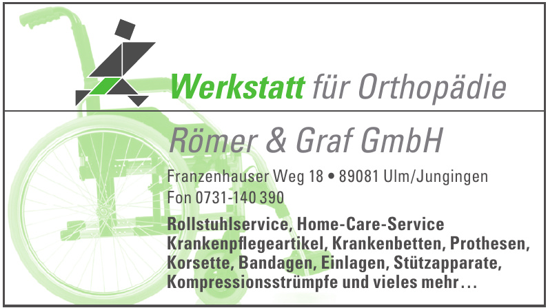 Werkstatt für Orthopädie Römer & Graf GmbH