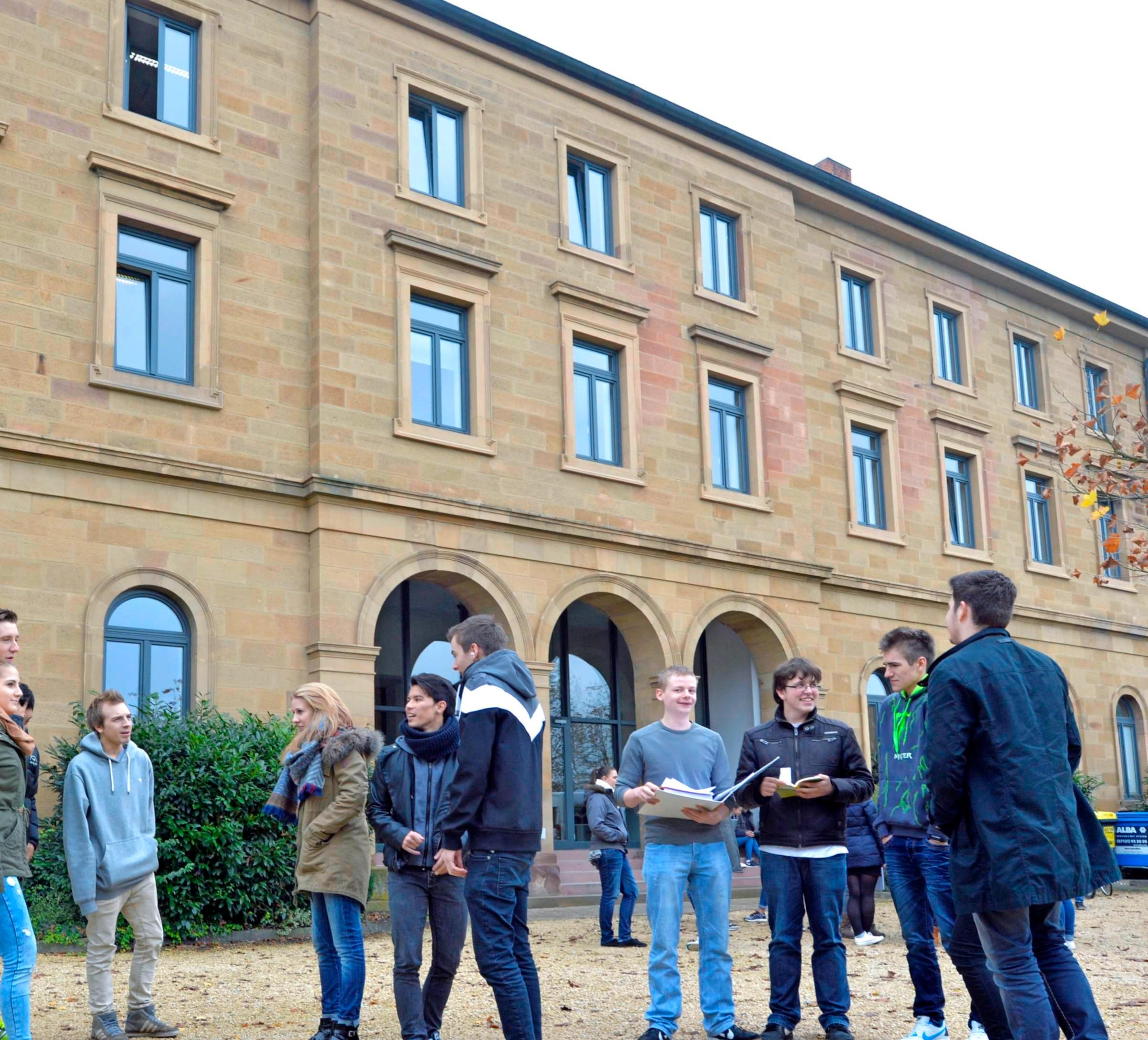 Das Kolping Bildungszentrum öffnet Türen. Foto: Archiv/Berger