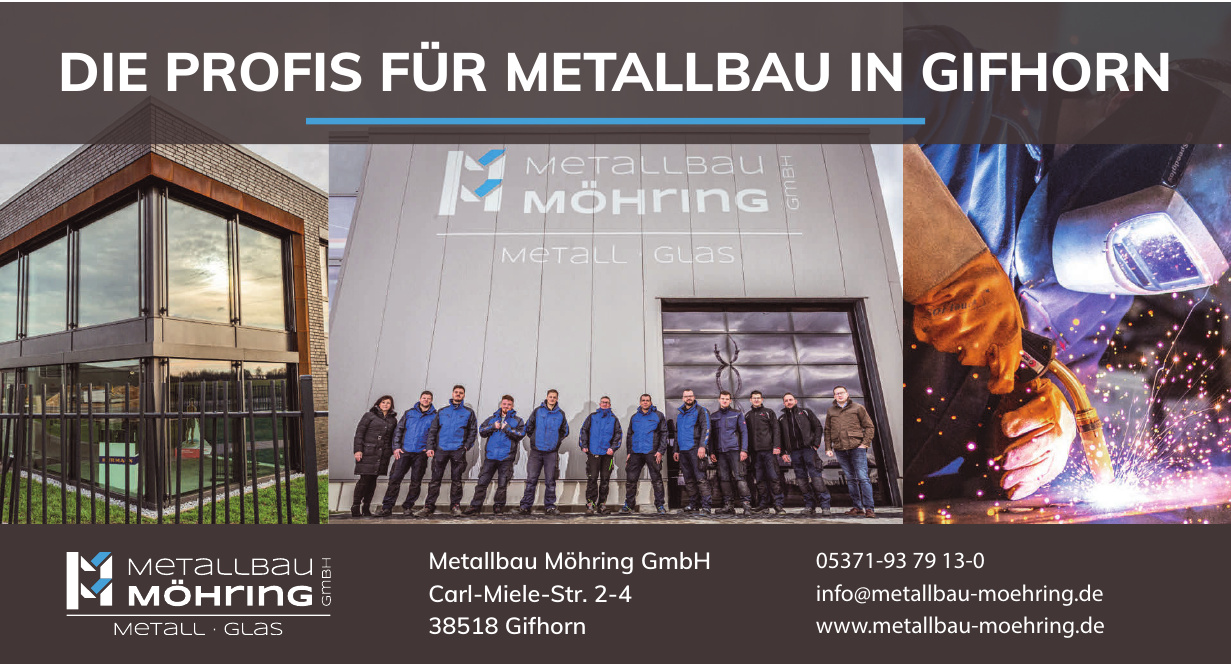 Metallbau Möhring GmbH