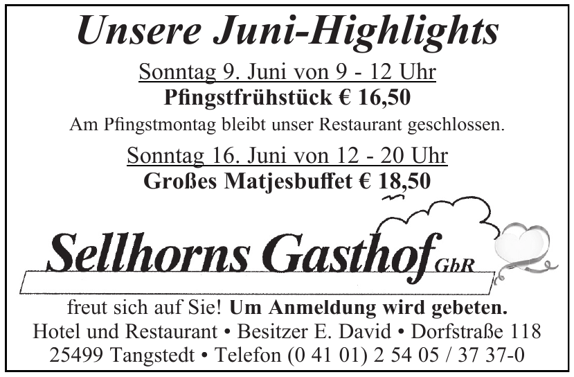 Sellhorns Gasthof