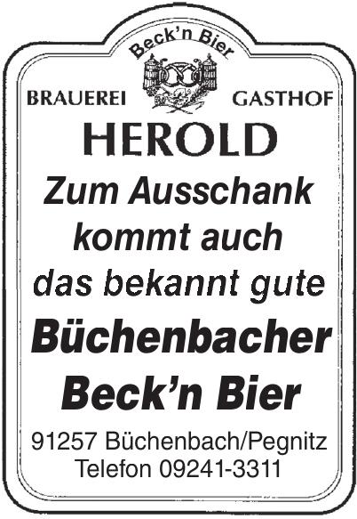 Brauerei - Gasthof Herold