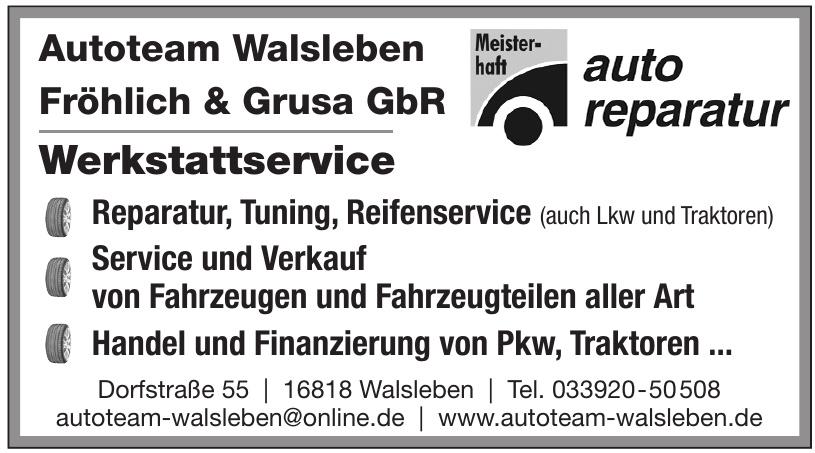 Autoteam Walsleben Fröhlich & Grusa GbR