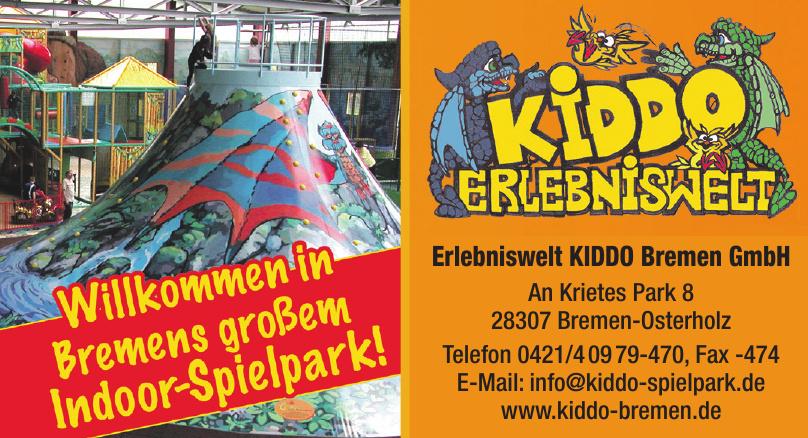 Erlebniswelt KIDDO Bremen GmbH