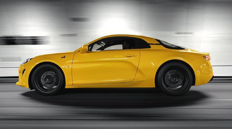 """Sportlichkeit in Farbe: Alpine A110S """"Color Edition 2020"""". Fotos: Alpine"""