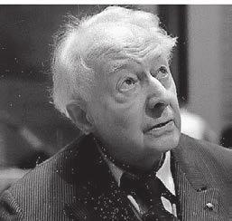 Der Wuppertaler Dirigent Günter