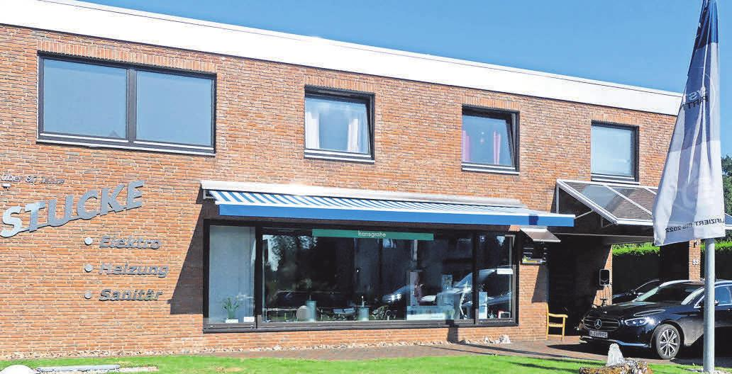 Der aktuelle Firmensitz befindet sich an der Dorfstraße 55.