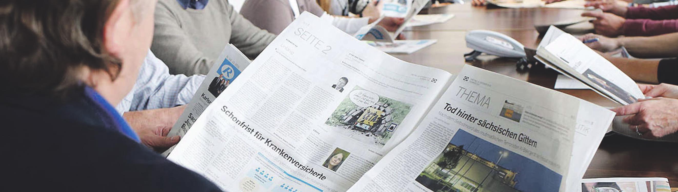 Wie wird aus einer Nachricht eine Story? Was passiert in Redaktionssitzungen – und wo entstehen eigentlich Kölner Stadt-Anzeiger oder Kölnische Rundschau? Redaktion live gibt Einblicke. Image 3