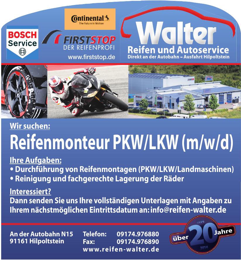 Walter Reifen und Autoservice