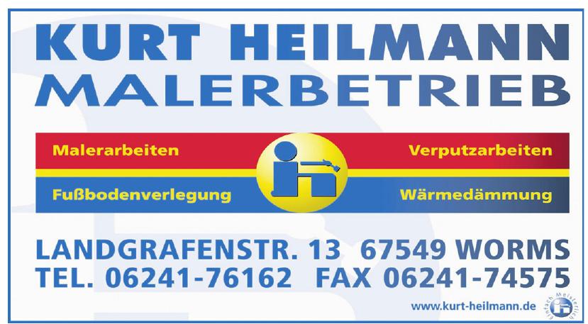 Kurt Heilmann Malerbetrieb