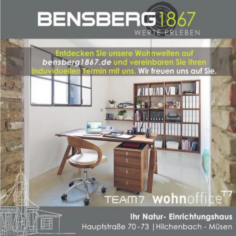 Bensberg 1867
