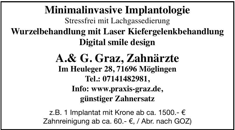A.& G. Graz, Zahnärzte
