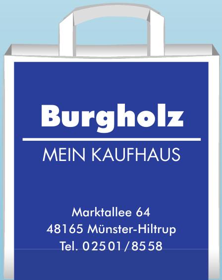 Burgholz Mein Kaufhaus
