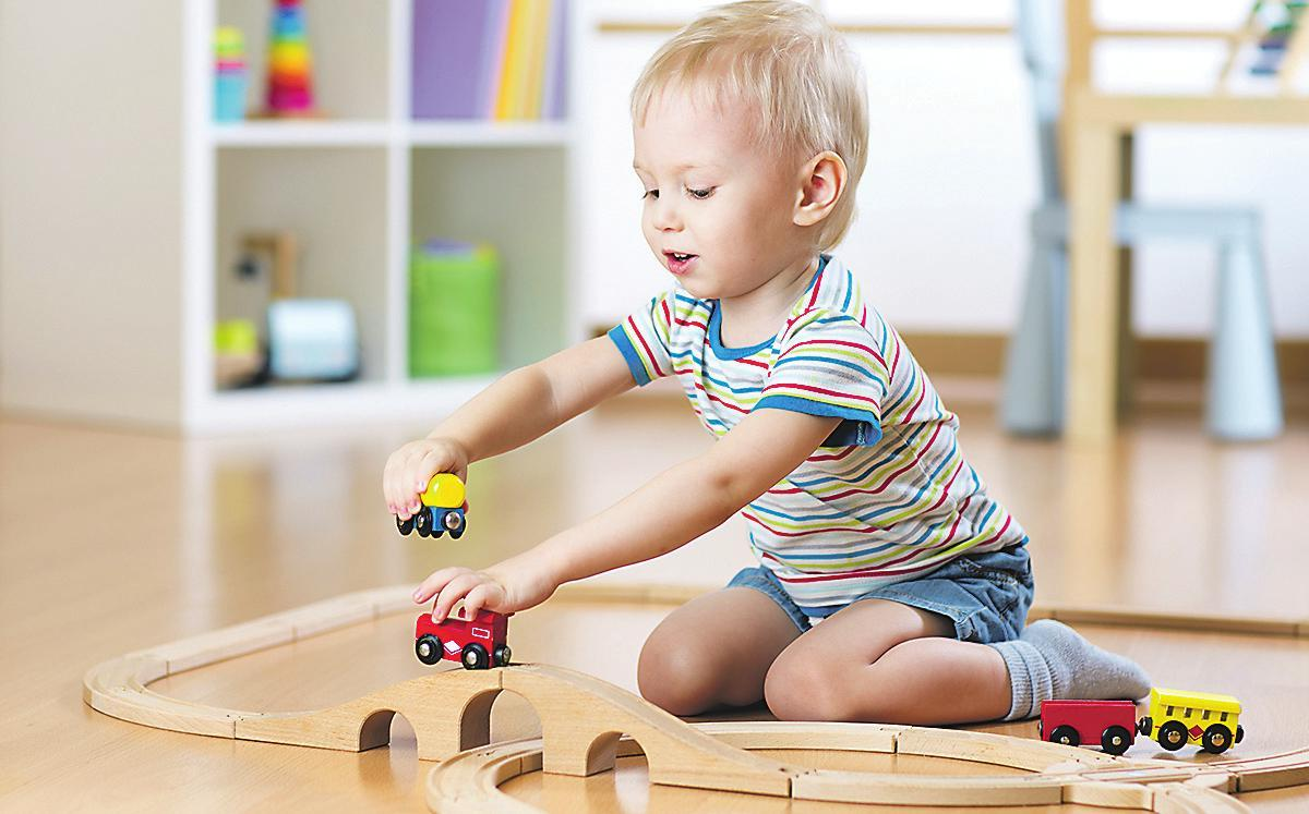 Die Entwicklung der Kinder ist sehr unterschiedlich und sollte beobachtet werden. Foto: stock.adobe.com