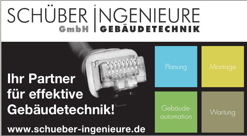 Schüber Ingenieure Gebäudetechnik GmbH
