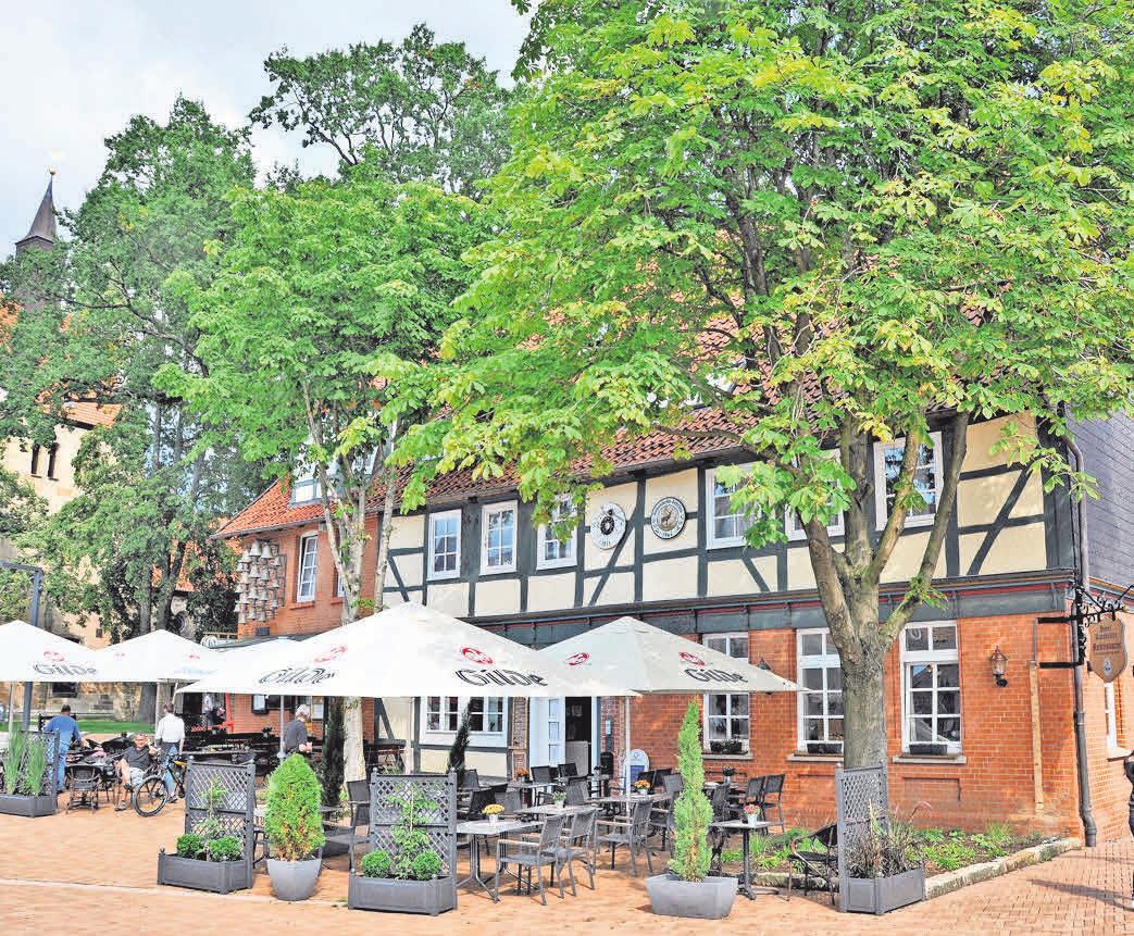 Der Ratskeller ist eines der ältesten Gebäude der Region Hannover.