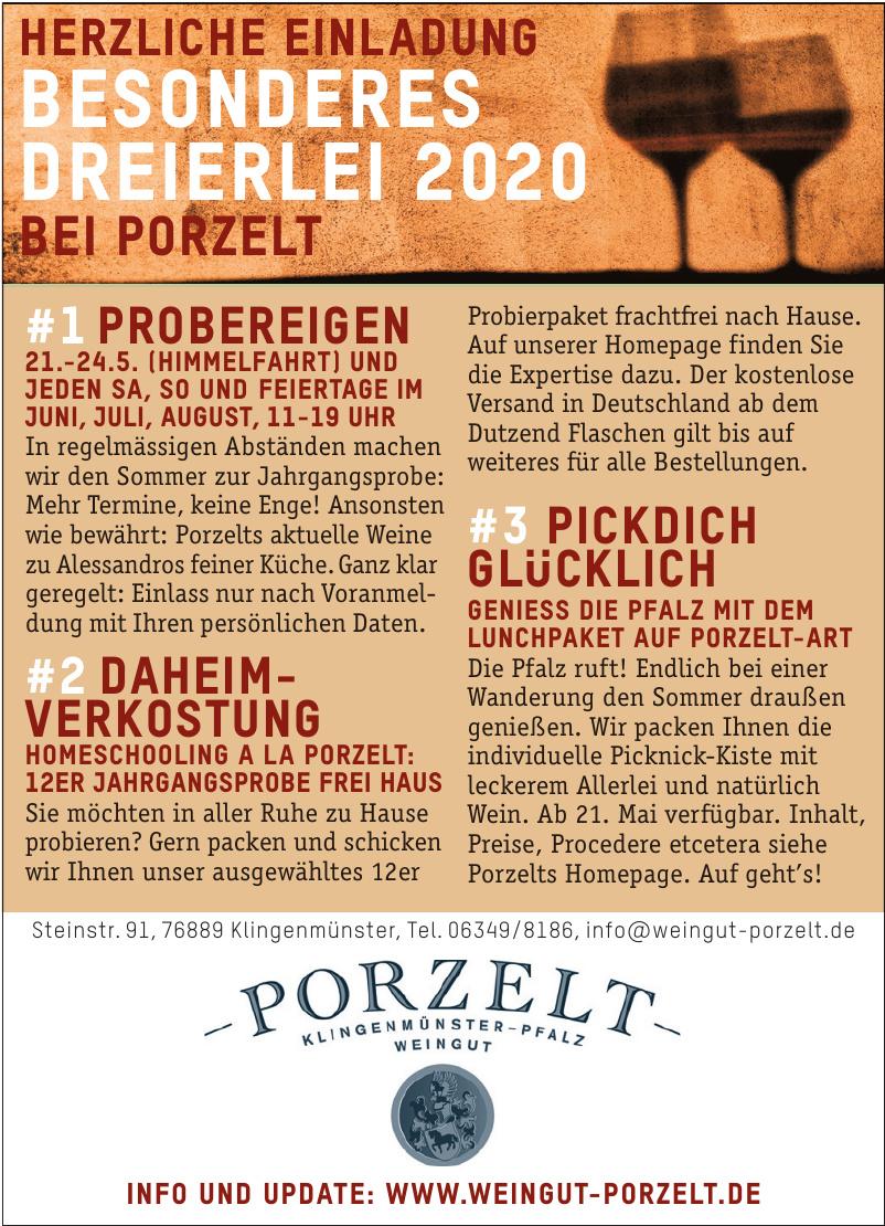 Weingut Porzelt