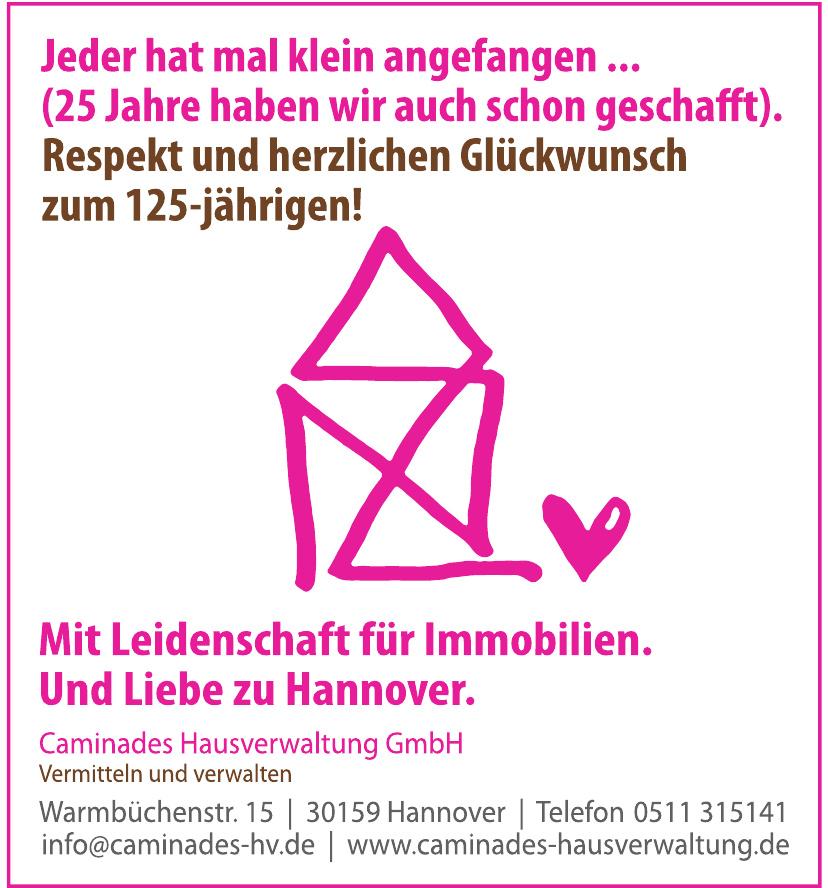 Caminades Hausverwaltung GmbH
