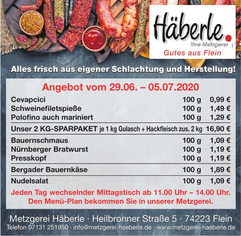 Metzgerei Häberle