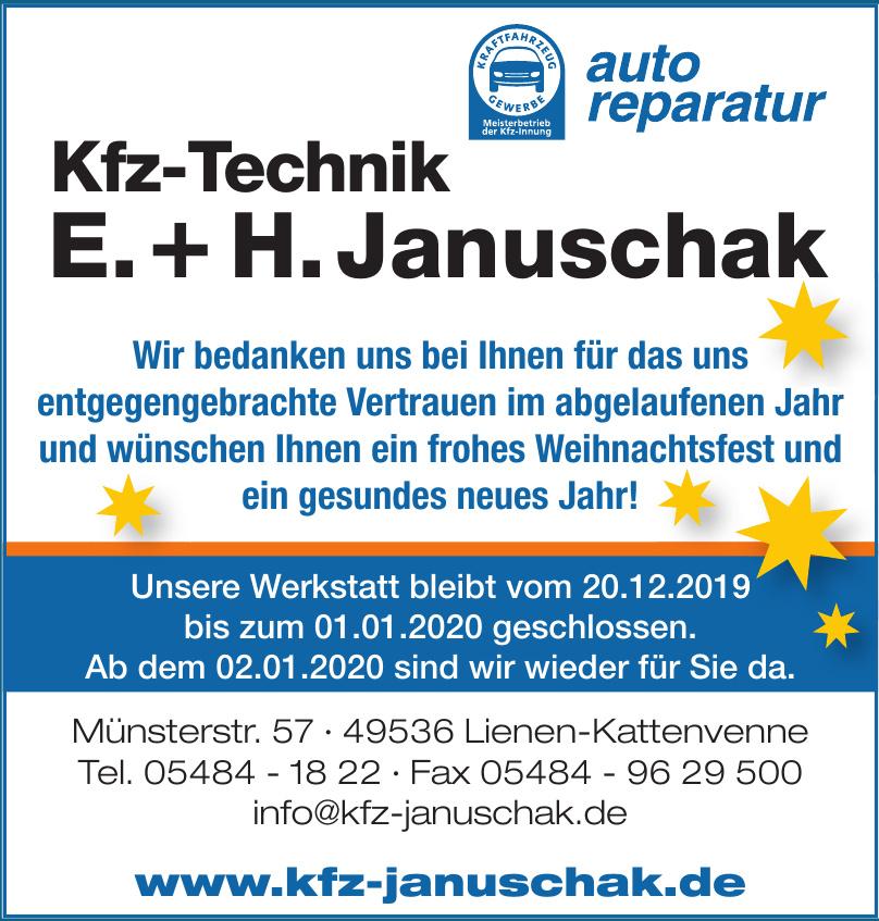 KFZ-Technik E. und H. Januschak