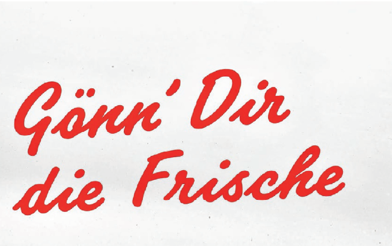 Finkbeiner legt Wert auf regionale Produkte. Übrigens bietet der Getränkemarkt auch Fassbier der Berg Brauerei.