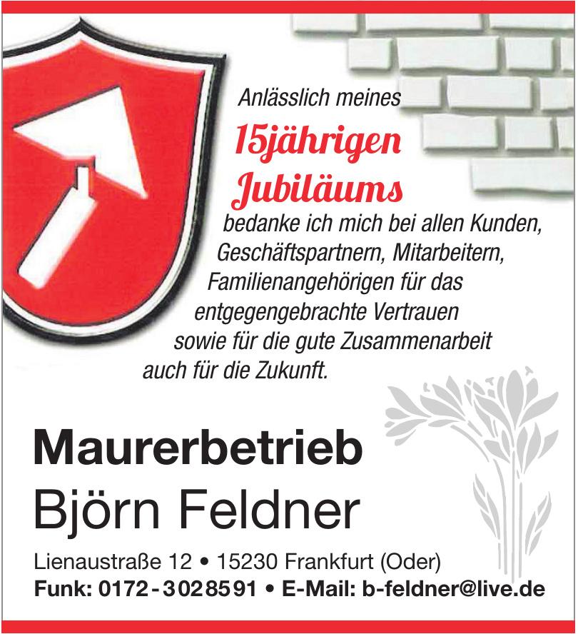 Björn Feldner