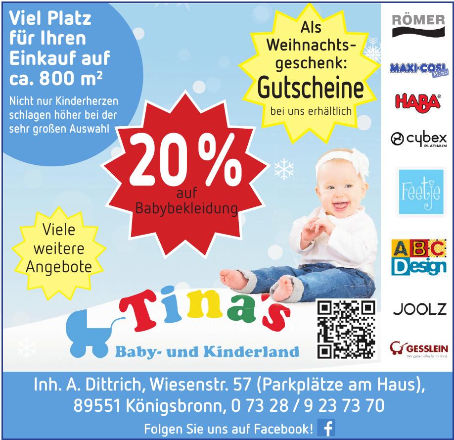 Tina´s Baby- und Kinderland
