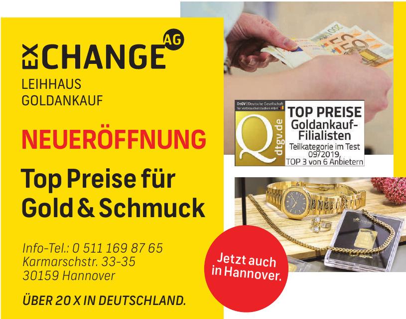 Ex Chance AG