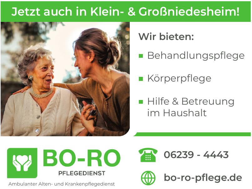 BO-RO-Pflegedienst GmbH