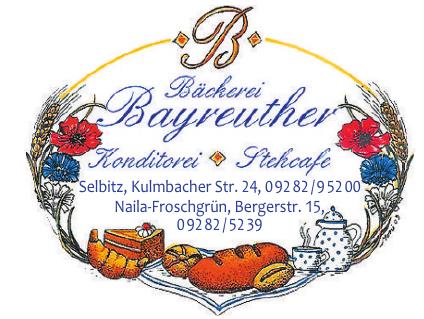 Bäckerei Bayreuther