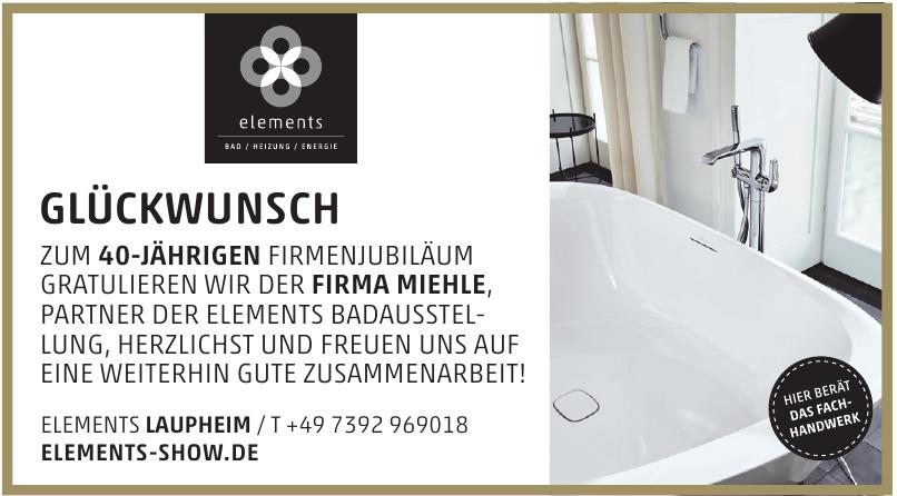Elements Laupheim