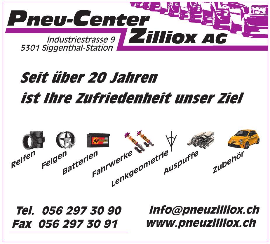 Pneu-Center Zilliox AG