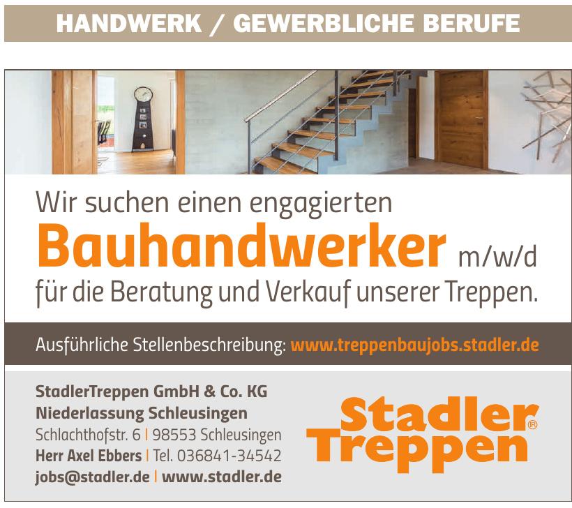 StadlerTreppen GmbH & Co. KG