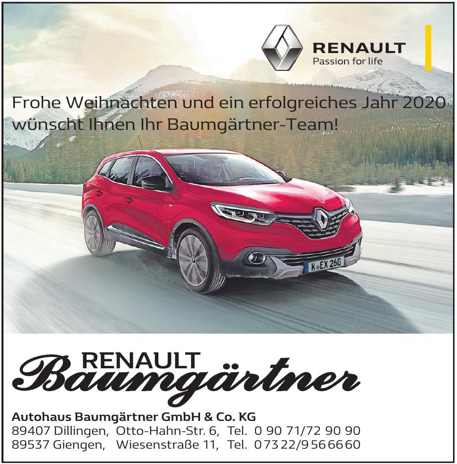 Autohaus Baumgärtner GmbH & Co. KG