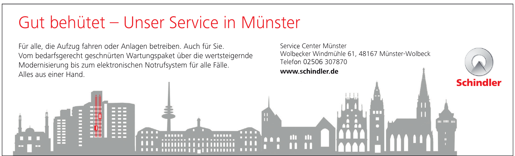 Service Center Münster