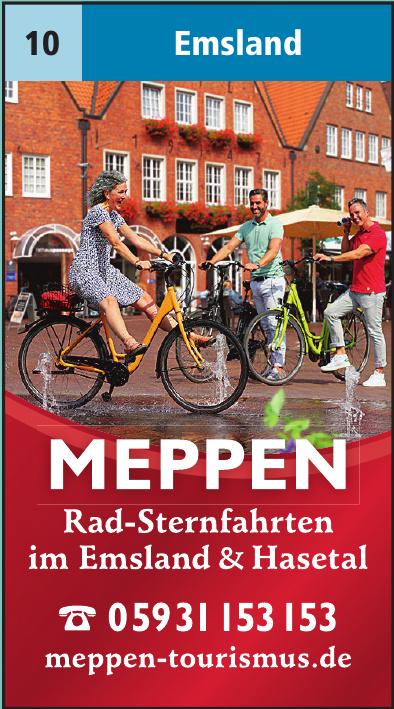 Meppen Rad-Sternfahrten