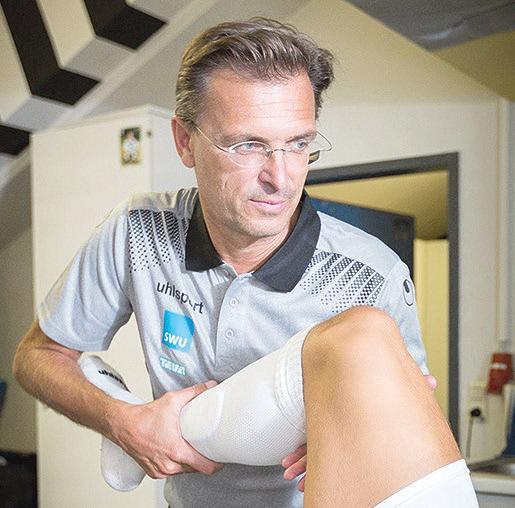 Praxis für Orthopädie und UnfallchirurgieDr. Christoph Buck; Facharzt f. Orthopädie, Unfallchirurgie, Sportmedizin, Chirotherapie, Akupunktur, D-Arzt der Berufsgenossenschaften