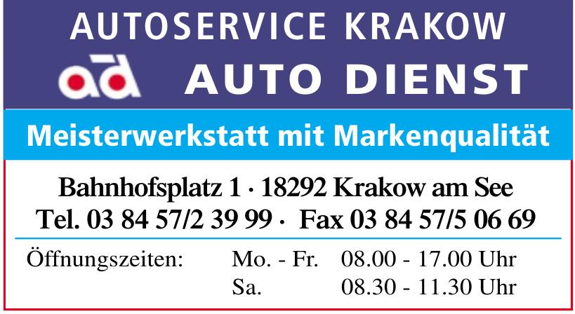 Autoservice Krakow Auto Dienst
