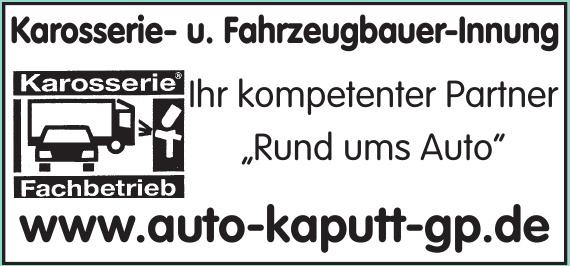 Karosserie- u. Fahrzeugbauer-Innung