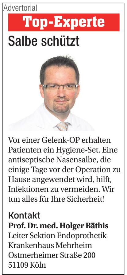Krankenhaus Mehrheim