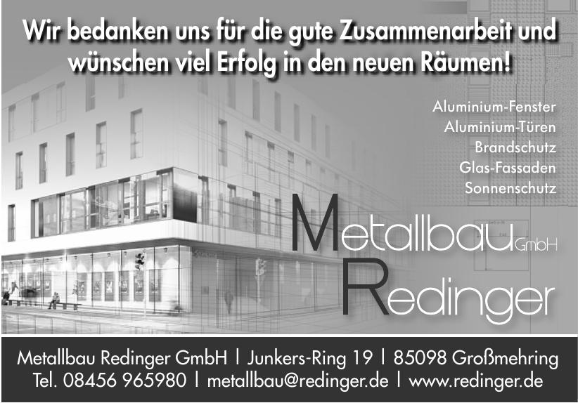 Metallbau Redinger GmbH