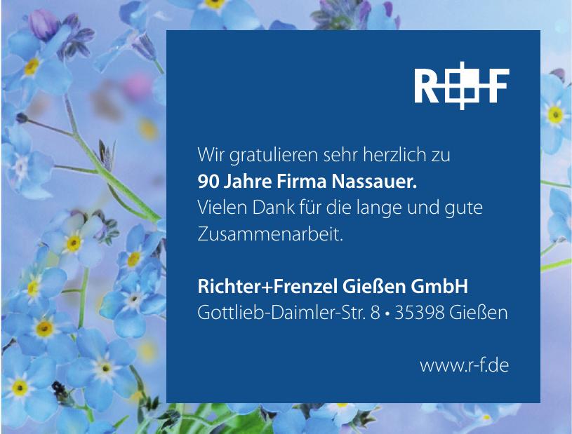 R+F Richter+Frenzel Gießen GmbH