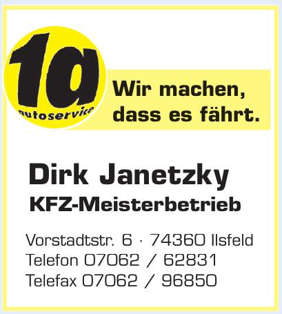 Erich Janetzky KFZ-Meisterbetrieb