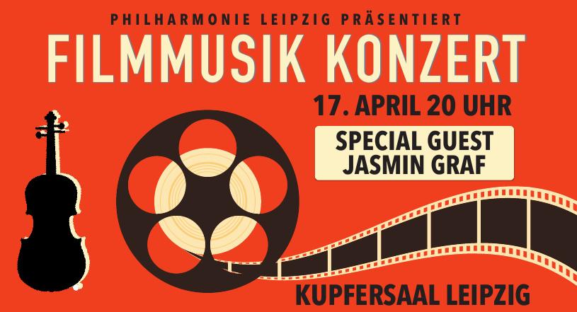 Philharmonie Leipzig Filmmusik Konzert