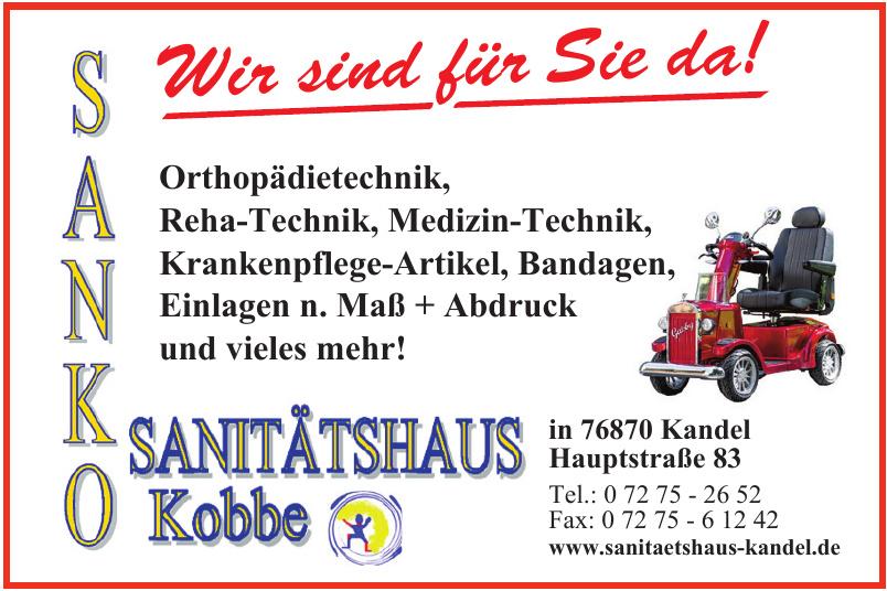 Sanitätshaus Kobbe (SANKO)