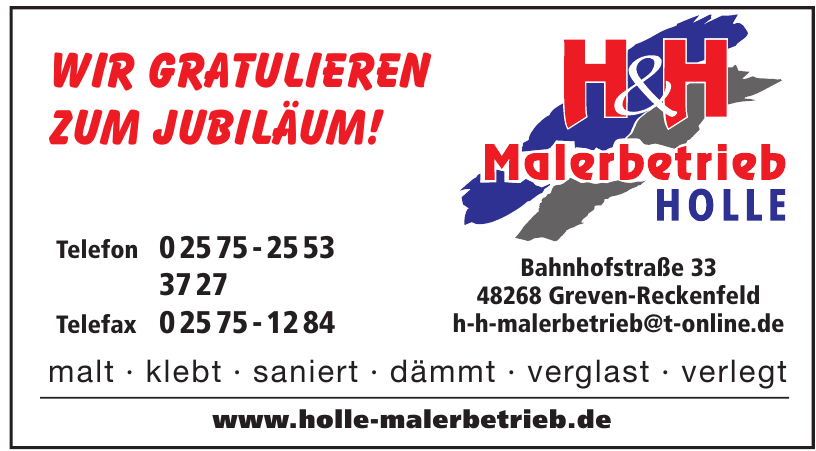 H & H Malerbetrieb Holle