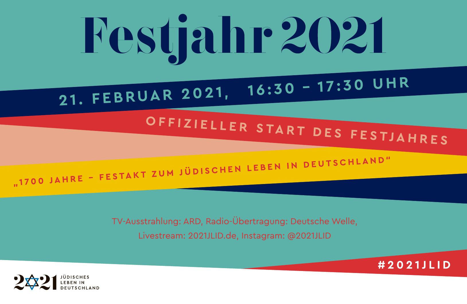 2021 Jüdisches Leben in Deutschland