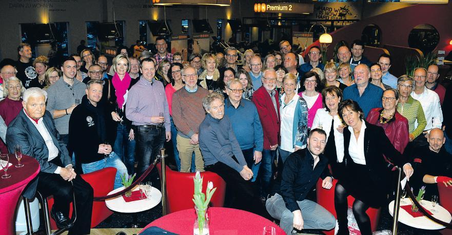Gemeinsam fit – 170 Mitglieder feiern zehnjährige Mitgliedschaft Foto: pr
