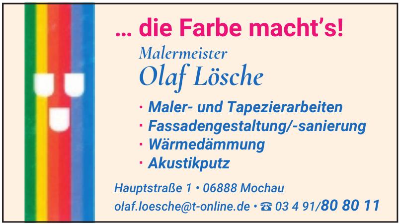 Olaf Lösche
